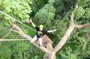 Phuket Flying Hanuman, Thailand