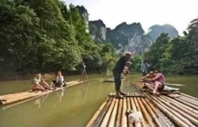 Khao Sok Discovery Tour - Bamboo Rafting