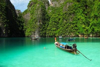 Phi Phi Speedboat Ausflug