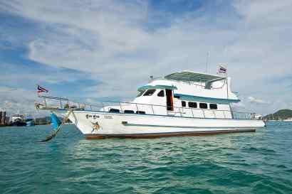 Phuket Fishing Boat