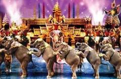 Phuket Fantasea Tour