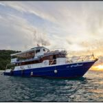 Mv Sai Mai - Phuket Boat Charter cruises