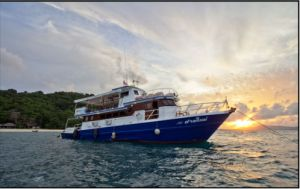 Phuket Coral Island Tour with MV Sai Mai