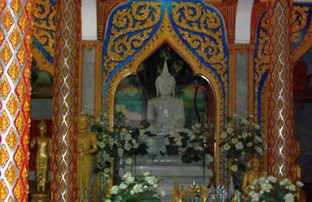 Main Statue of Buddha
