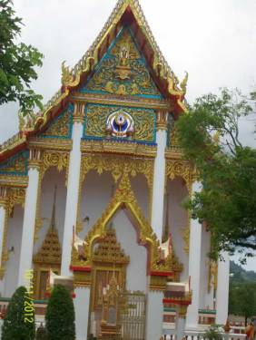 Wat Chalong temple - resized
