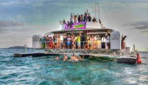 Phuket Party Boat - Schwimmendes Spa