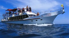 Phuket Snorkeling Tour with MV Latitude