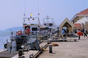 Rassada Pier ferry terminal