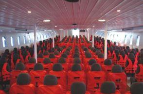Standard Class Phi Phi Ferry Royal Jet cruise