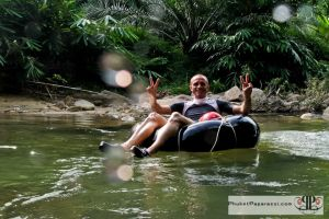 Kapong Safari Tour - River Tubing Tour from Phuket Island