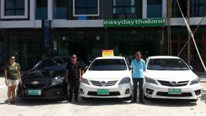 Easy Day Thailand - Phuket Taxi Service