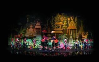 Siam Niramit Show Phuket Festival