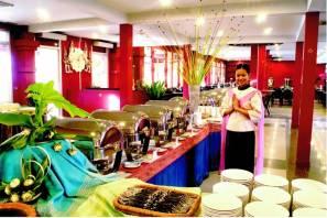 Siam Niramit Show Phuket - Restaurant