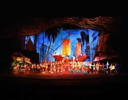 Siam Niramit Show Phuket - Ship
