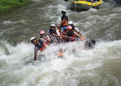 White Water Rafting in Phang Nga Province