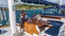 Private Phuket Island Cruises - Sundeck