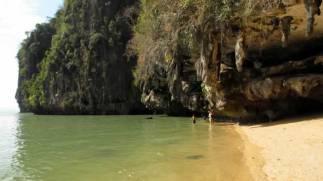 Islands in Phang Nga Bay