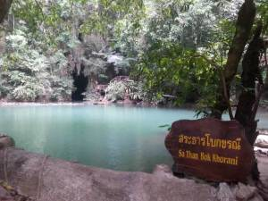 Krabi Tours - Than Bok Korani Waterfall