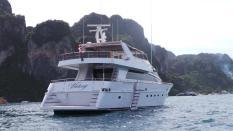 MY Victory Aftern - Luxury Yacht Charter Phuket