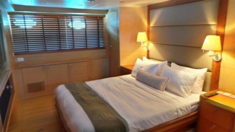 MY Victory cabin 2 - Luxury Yacht Charter Phuket