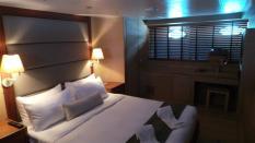 MY Victory cabin - Luxury Yacht Charter Phuket