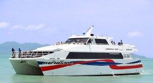Ferry to Koh Phangan - How to get from Phuket to Koh Phangan
