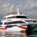 Lomprayah Ferry