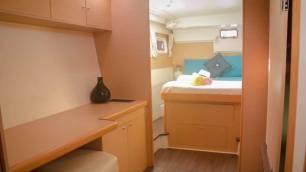 Phuket Boat Charter - SY Olivia cabin
