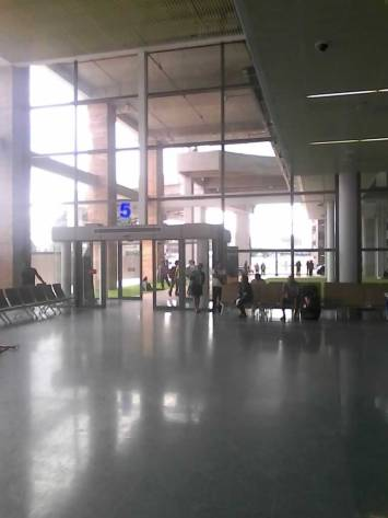 Phuket International Airport - Arrival Gate 5 (Inside)