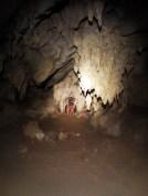 Caves in southern Phang Nga Bay