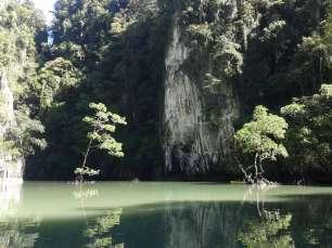 Phang Nga Bay Caves & Sea Canoe - Inside a Hong