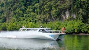 Koh Hong Island Tour Krabi - High Speed Katamaran