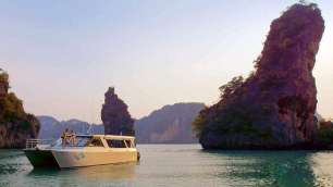 Hong Island Tour from Phuket - Krabi Island
