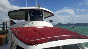 MV Nemo catamaran in Phuket