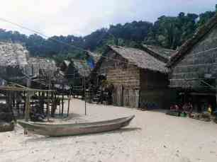 Surin Islands Overnight - Moken Village