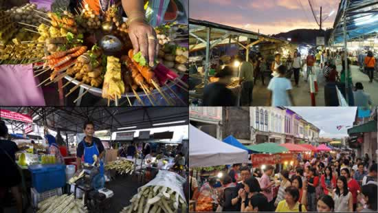 Phuket Night Market Tour