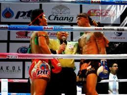 Kick Boxing - Thai Style