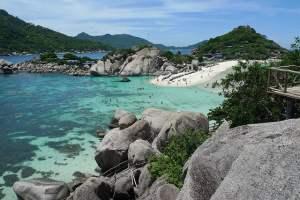 Koh Nuang Snorkel & Diving paradise near Koh Tao
