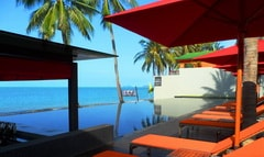 The Coast Resort Koh Phangan - Pool View