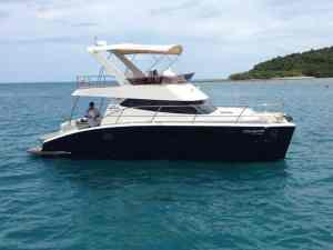 Boot Charter Samui - Diamond Catgebucht bei Easy Day Samui