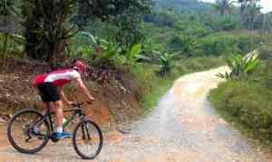 Escursioni in bici a Koh Samui - fuori dai percorsi battuti