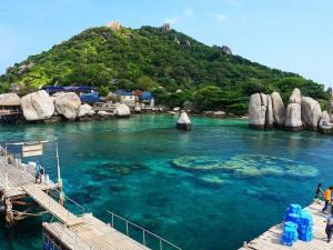 Koh Samui Snorkeling Tour - Koh Nang Yuan