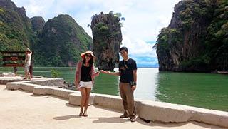 Thailand Tours - Private Phang Nga Bay Tour
