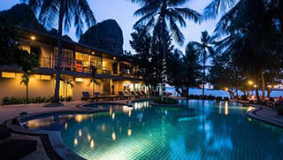Krabi Hotels - Sand Sea Resort Railay