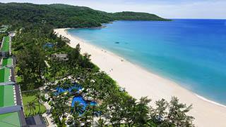 Phuket Hotels - Katathani Beach Resort