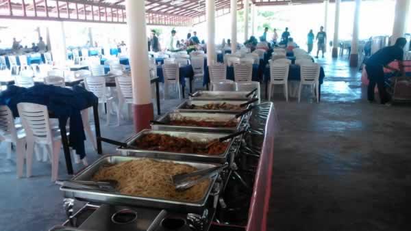 Koh Phi Phi Tour Krabi - Lunch Time