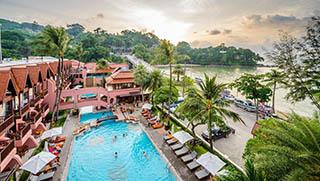 Phuket Hotels - Patong Seaview