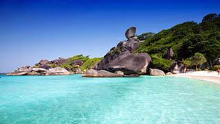 Phuket Activities - Similan & Surin Islands Snorkeling Trips