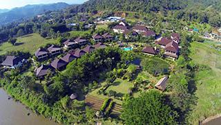 Chiang Mai Hotels - Maekok River Village Resort