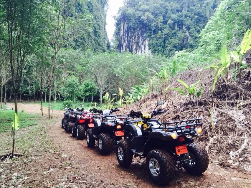 Krabi ATV Tour